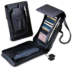 GLH-804 Leather Deluxe Palmtop Travel Wallet: картинка #1 (10848 байт)